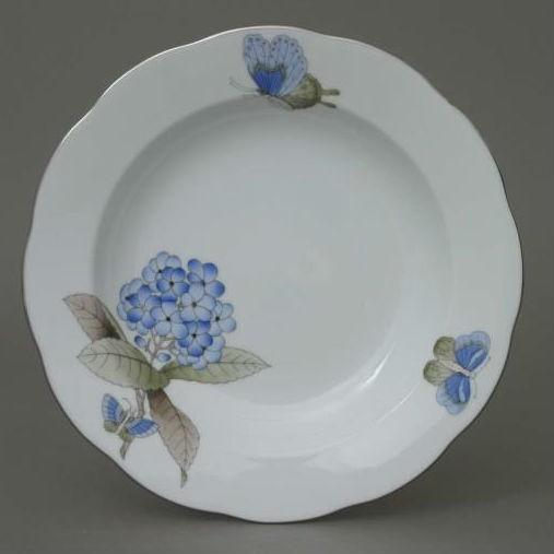 Soup Plate - Victoria Grande Blue