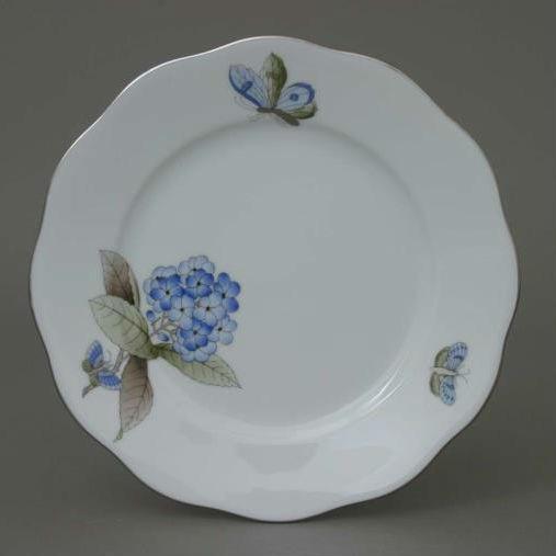 Salad Plate - Victoria Grande Blue