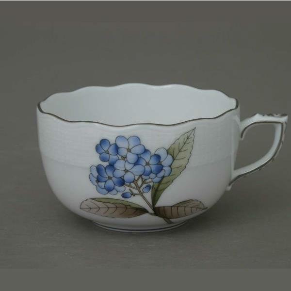 Teacup - Victoria Grande Blue Platinum