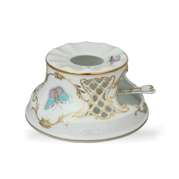 Tea stove - Royal Garden Butterfly Blue