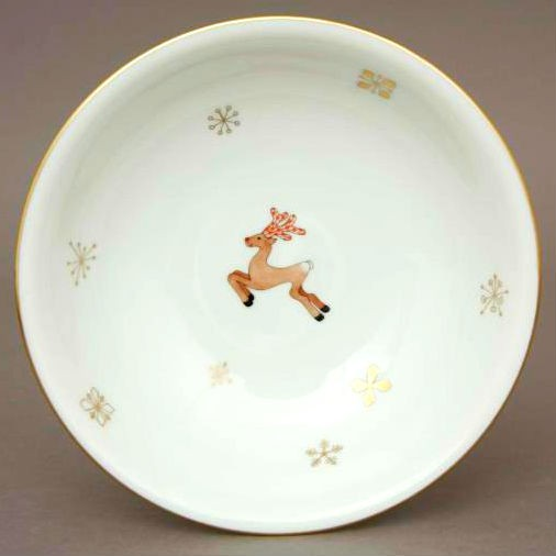 Cereal Bowl - Christmas Edition (Assorted Decors)