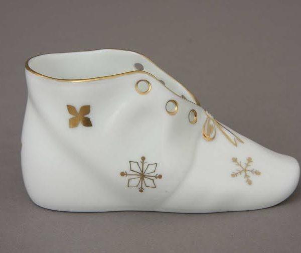 Baby Shoe - Christmas Edition 2014