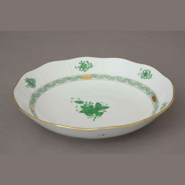 Vegetable Dish - Indian Basket Green