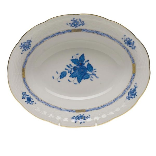 Oval bowl - Rothschild Bird
