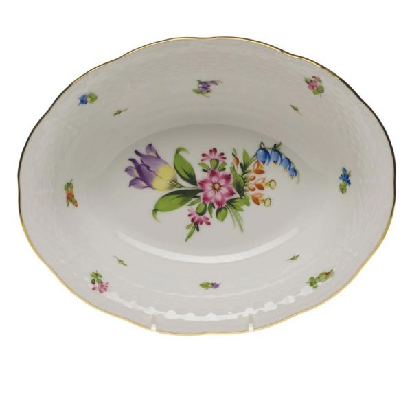 Oval bowl - Queen Victoria