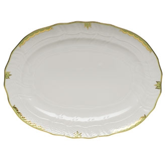 Medium Oval dish - Princess Victoria
