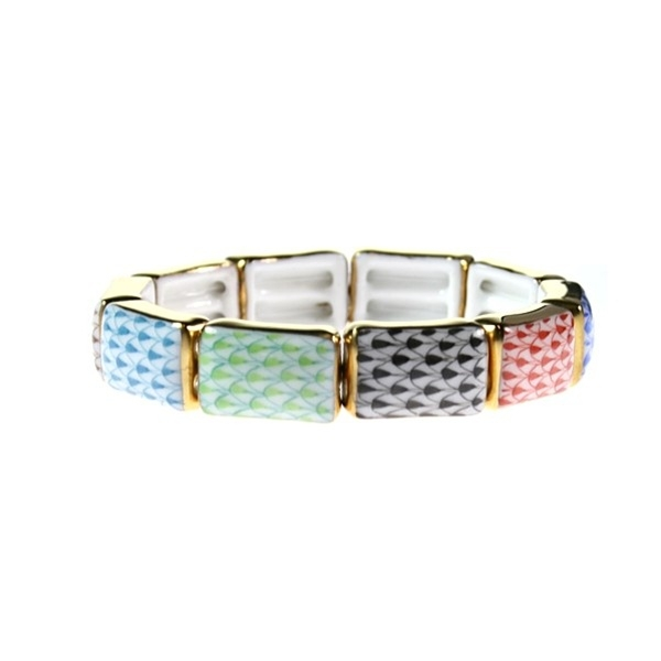 Multi-Color Bracelet (9 links)