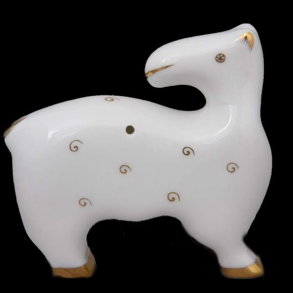 Chiristmas Tree Ornament - Lamb
