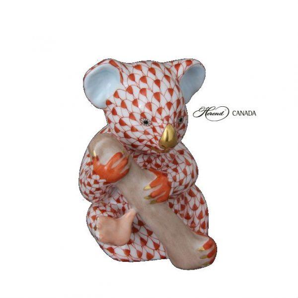 Little Koala - Full Fishnet Brown