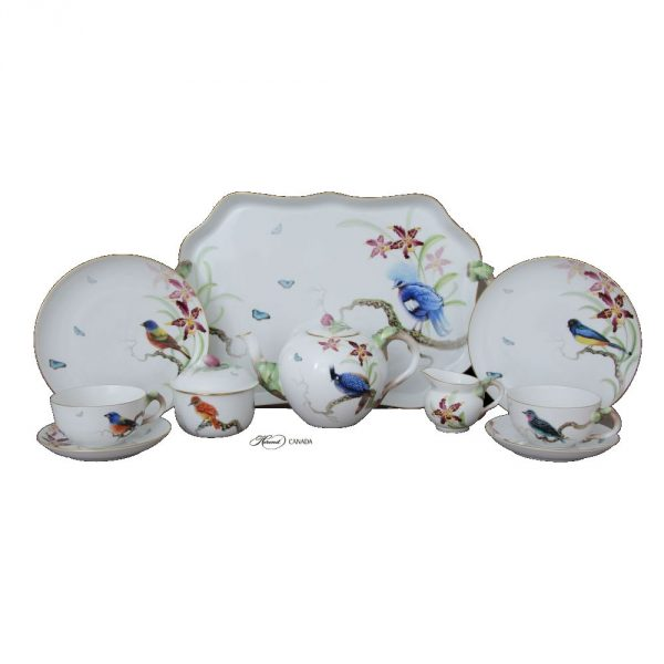 Amazonie Teaset for 2 - Limited Edition for 100 pcs.