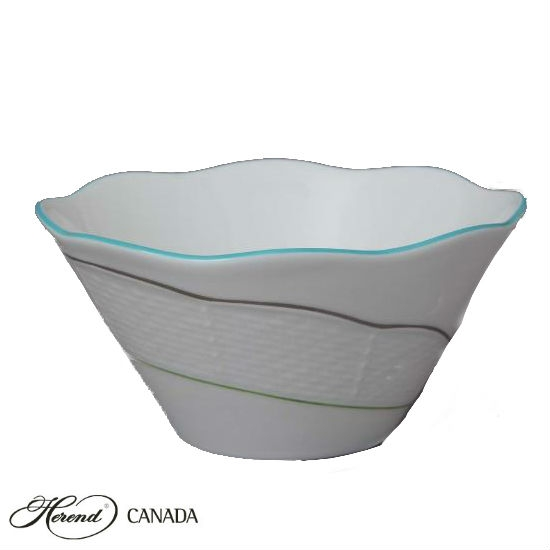 Large Cereal Bowl - Modern White