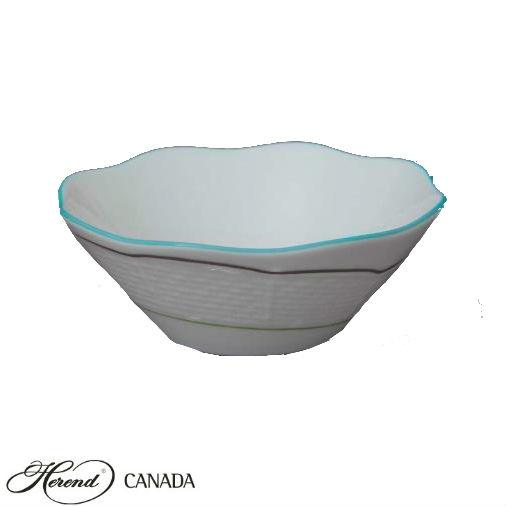 Jam Pot - Modern White