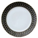 Charger Plate - Babos Brown Gold