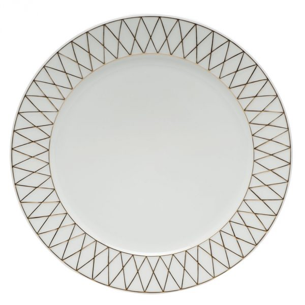 Charger Plate - Babos Gold