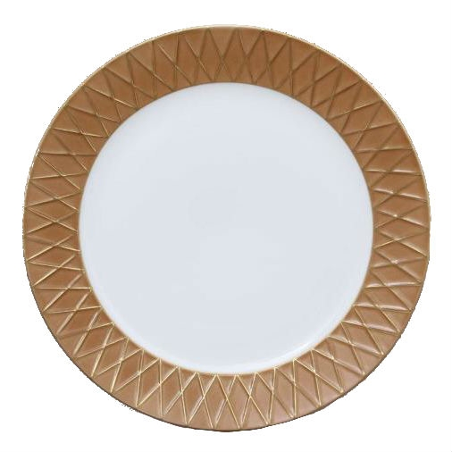 Dinner Plate - Babos Brown