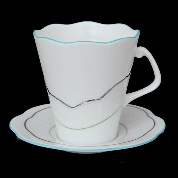 Cup & Saucer - LIN1 Collection