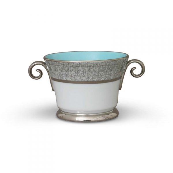 Small Cup - Orient Blue Platinum