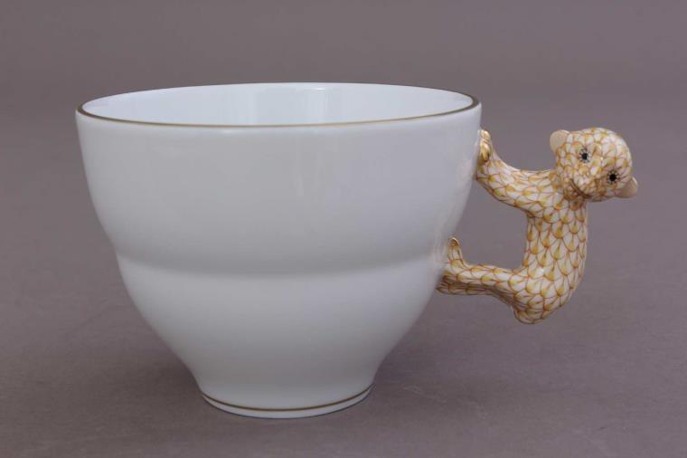 Mug, monkey handle
