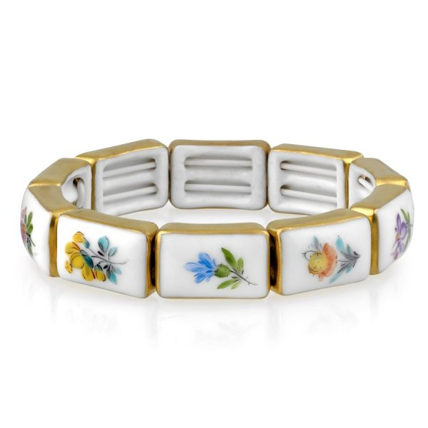 Million Flowers Bracelet (9 links)