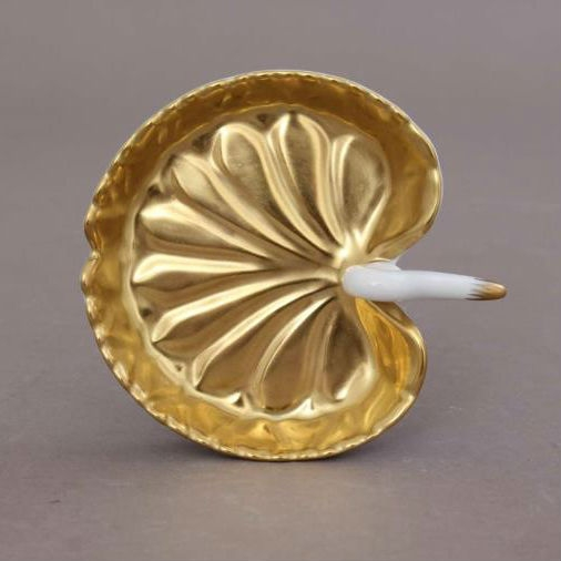 Leaf of Victoria Regia - 24k Gold