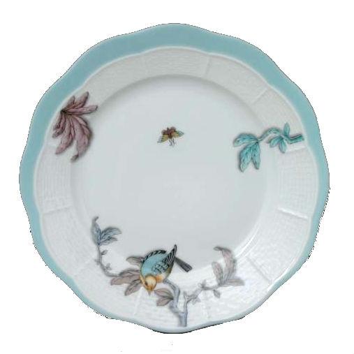 Foret Bird Turquoise Platinum