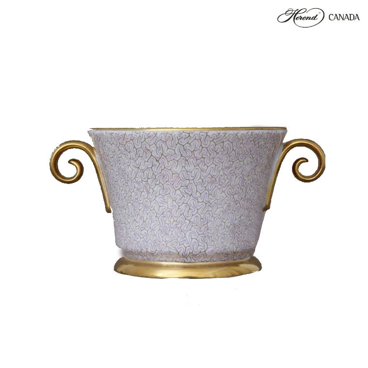 Small Cup - Onyx Lilac Platinum