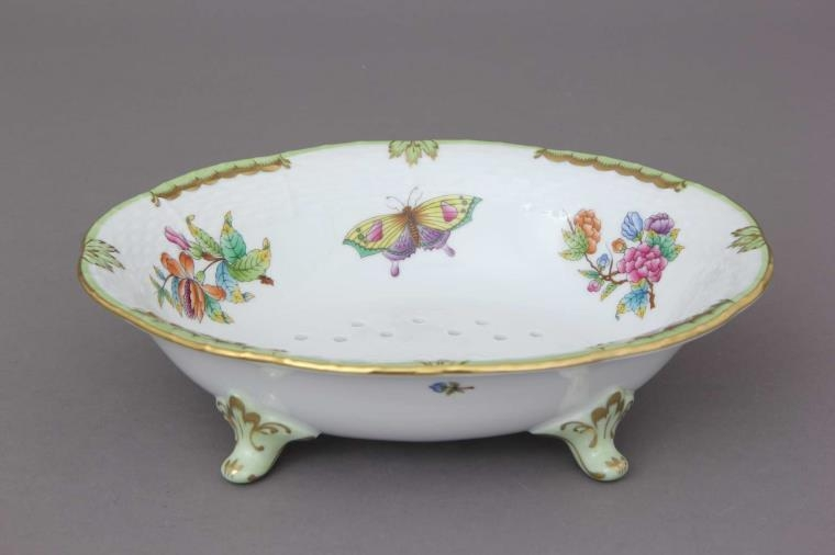 Basin for washing fruits - Chinese Bouquet Multicolor