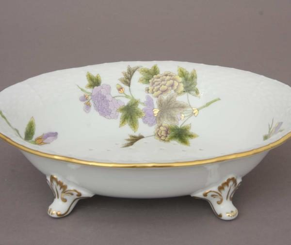 Basin for washing fruits - Chinese Bouquet Queen Victoria