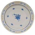Seder Dish Platter - Chinese Bouquet Blue