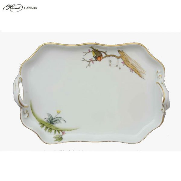 Handled Tray - Dream Garden