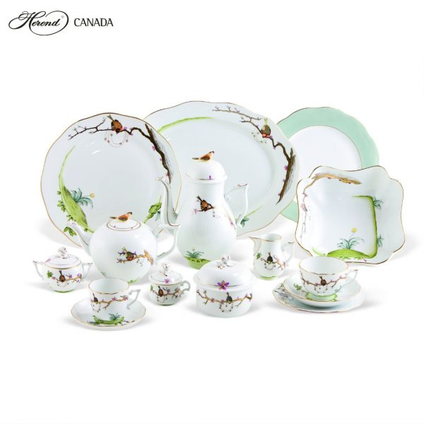 Dream Garden Teaset for 2