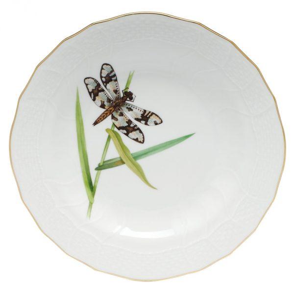 Dessert Plate - Dragonfly