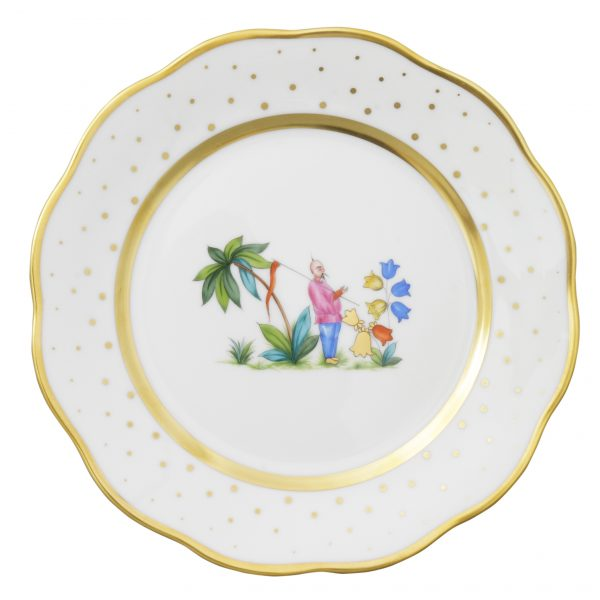 Large Dinner Plate - Oriental Showmen FODO