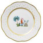 Large Dinner Plate - Oriental Showmen