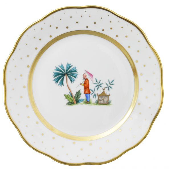 Large Dinner Plate - Oriental Showmen