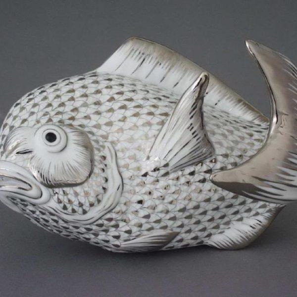 Herend-Animal-Fish-Figurine-05254000PTVH