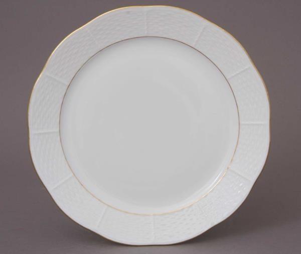 Dinner Plate - Hadik