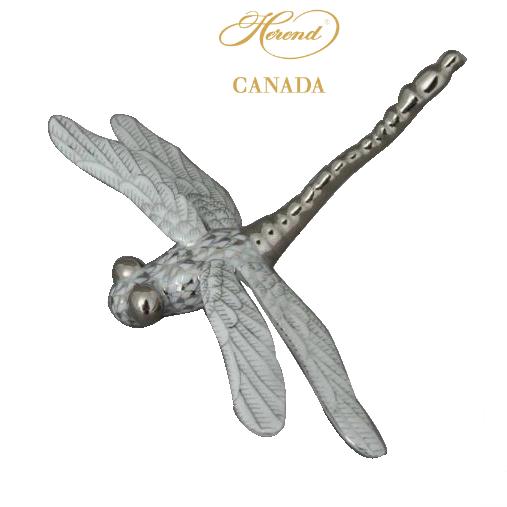 Dragonfly - Fishnet Platinum