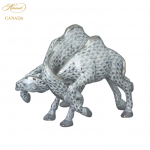 Pair of camels - Fishnet Platinum
