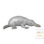 Duck Billed Platypus - Fishnet Platinum