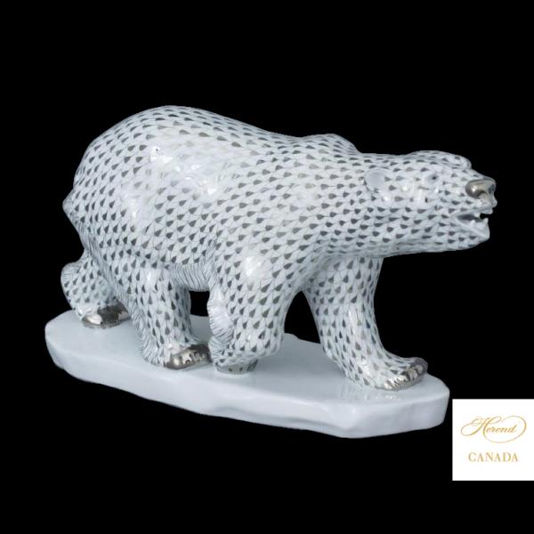 Polar Bear - Fishnet Platinum