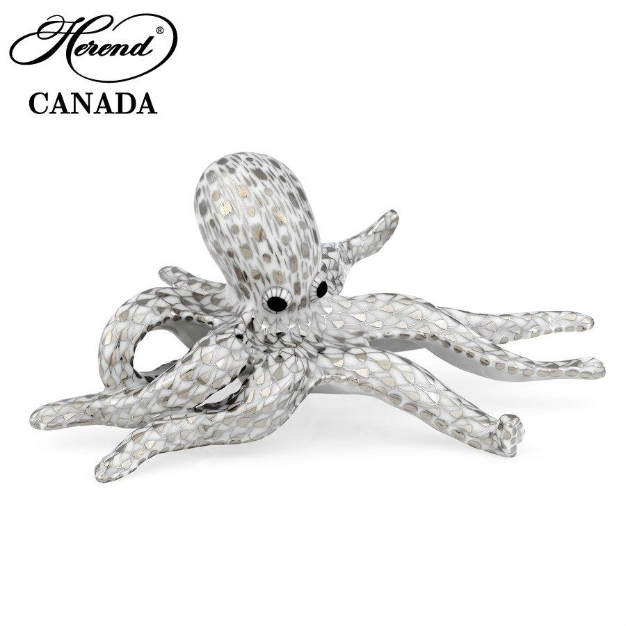 Octopus - Fishnet Platinum