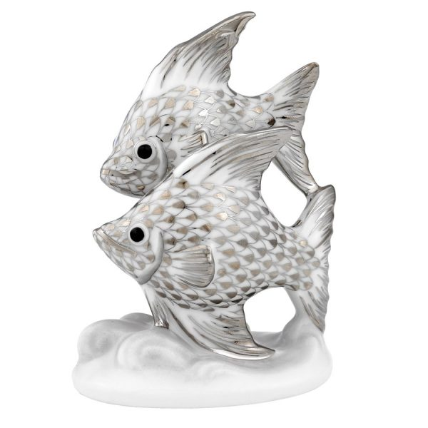 Sail Fish - Fishnet Platinum