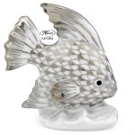 Fish, Miniature - Fishnet Platinum