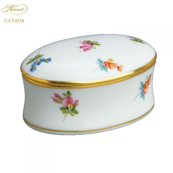 Herend Porcelain Kimberly Small Box