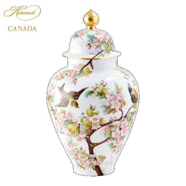Vase, button knob - Masterpiece Butterflies