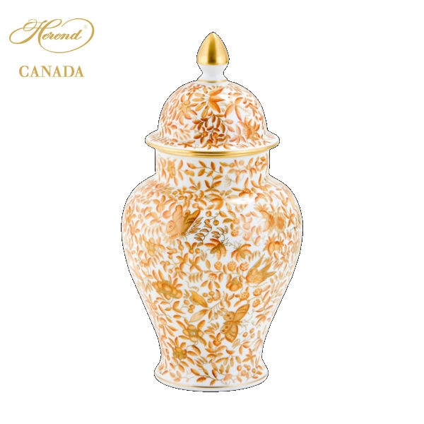 Vase, button knob - Rothschild Reserve Edition - Limited to 250 pcs.