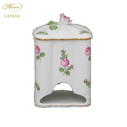 Teabag Holder, Rose Knob - Vienna Rose