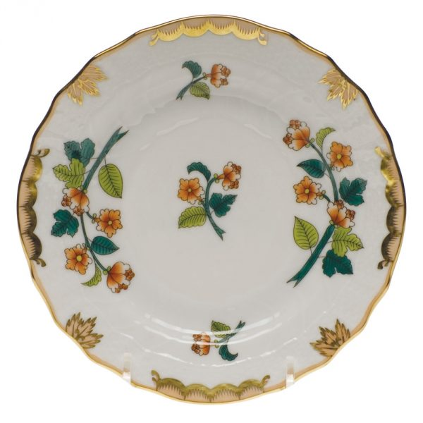 Bread & Butter Plate - Rothschild Bird Blue