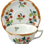 Teacup and Saucer - Livia
